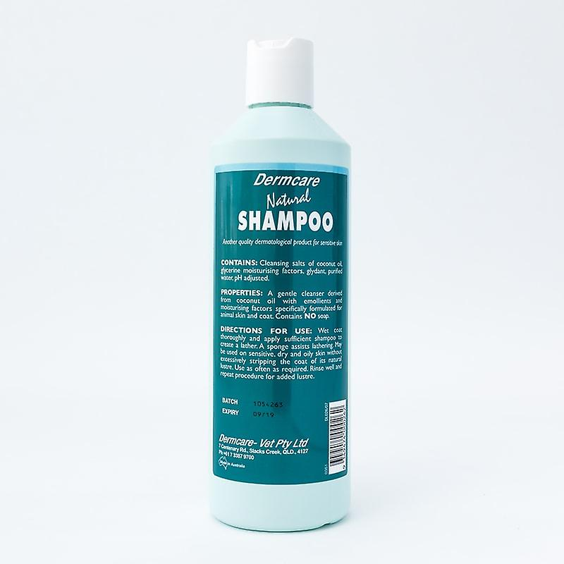 Dermcare Natural Shampoo 500ml