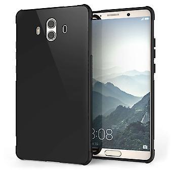 Huawei Mate 10 Alpha Gel Case - zwart