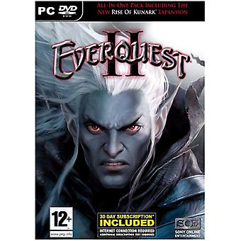 EverQuest II Rise Of Kunark (PC-DVD)