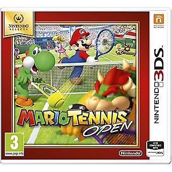 Nintendo Selects Mario Tennis Open (Nintendo 3DS)