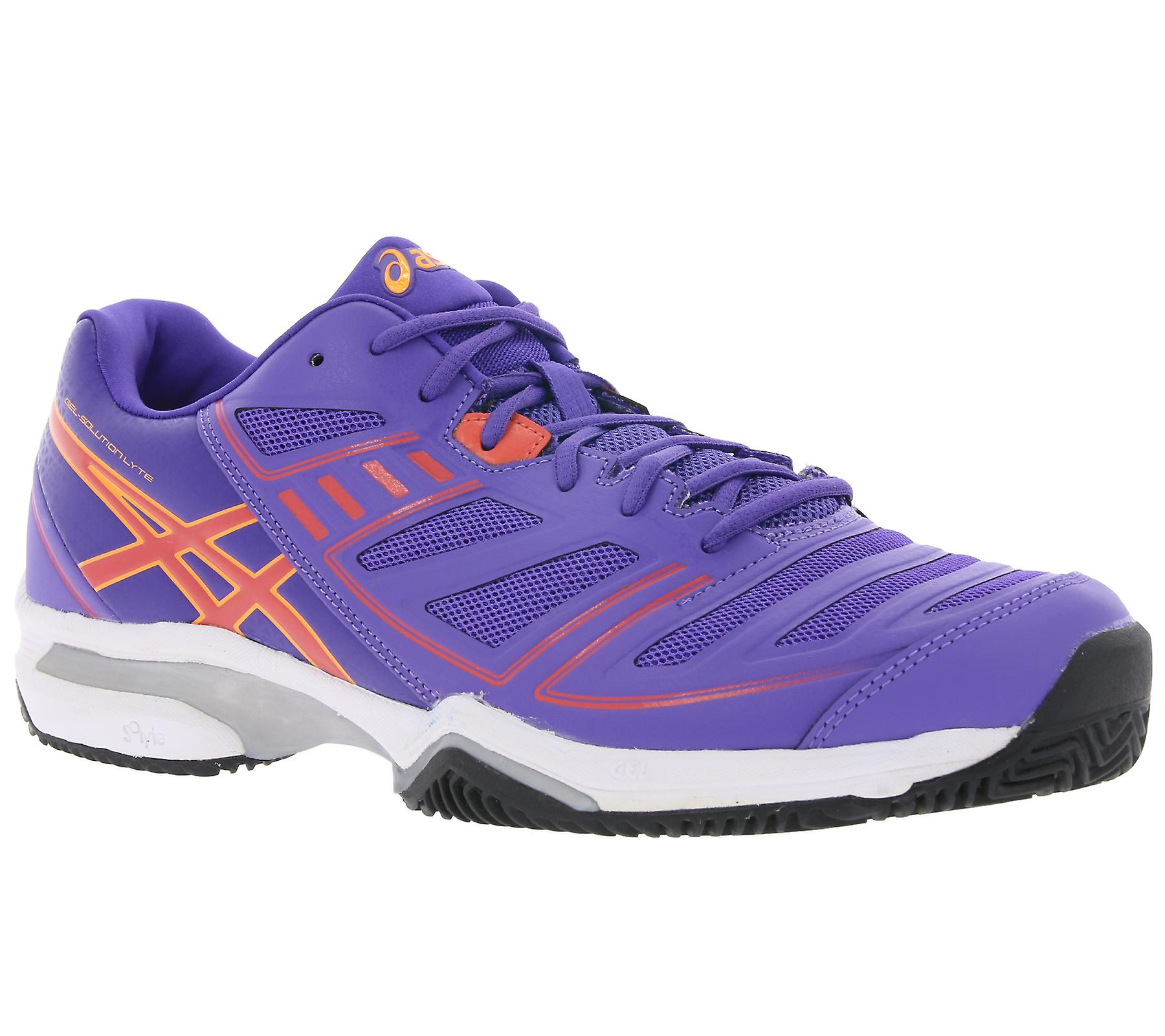 ASICS 2 shoes gel solution Lyte 2 ASICS clay violet e48991