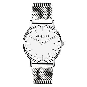 LIEBESKIND BERLIN ladies watch wristwatch stainless steel LT-0075-MQ