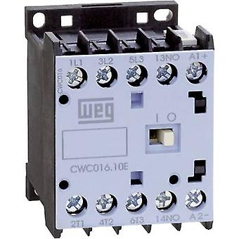 Contactor 1 pc(s) CWC07-01-30C03 WEG 3 makers