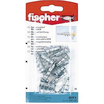 Fischer GKM K Drywall anchor 31 mm 8 mm 504330 10 pc(s)