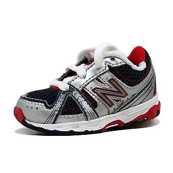 New Balance 689 Silver/Blue-Red KJ689NRI
