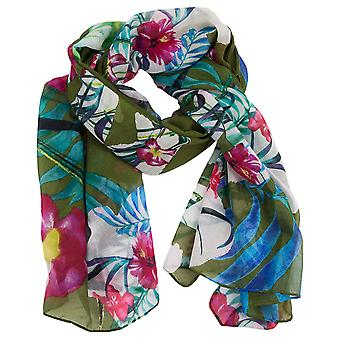 Desigual kvinnors halsduk halsduk foulard Gardenette 18SAWW87