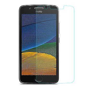 Motorola Moto G5S vise protector 9 H lamineret glas tank beskyttelse glas, hærdet glas