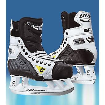 Graf ultra G5 patins à glace blanc
