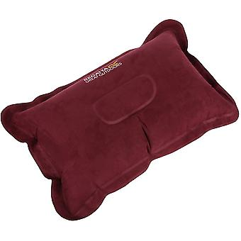 Regatta Mens & Womens Easy Inflatable Folding Soft Touch Fabric Pillow