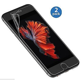 Claro ilimitado celular estándar Protector de pantalla para el iPhone 7, 6s, 6 - - (2 Pa