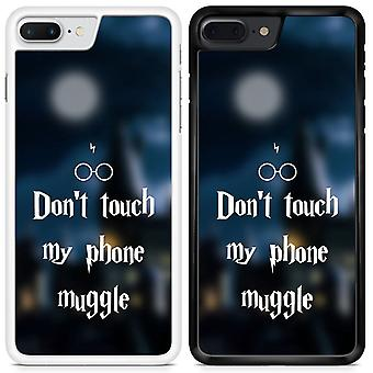 Do Not Touch Custom Designed Printed Phone Case For Sony Xperia L1 DTMP10 / White