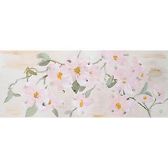 Impressão de cartaz floral Swag por Lanie Loreth