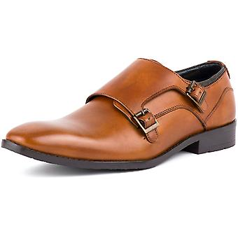 Goodwin Smith Kensington2 Monk Strap Mens Shoes  AND COLOURS