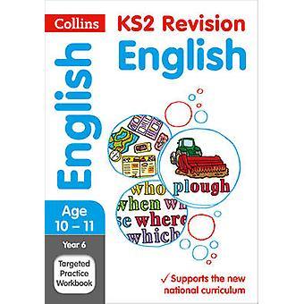 6 年英語練習ブック コリンズ KS2 - 9780008125 を対象と