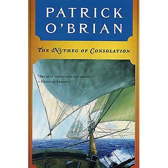 Muskat Trøsten av Patrick O'Brian - 9780393309065 bok