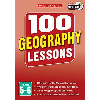 100 lecciones de geografía - 5-6-años 5-6 años por Elaine Jackson - Tony