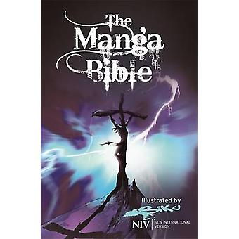 NIV Manga Bible - The NIV Bible with 64 Pages of Bible Stories Retold