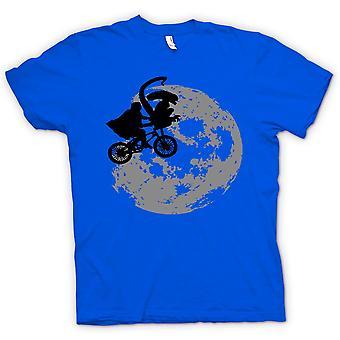 Koszulka męska - ET Alien - Pop-artu - Cool - Sci Fi