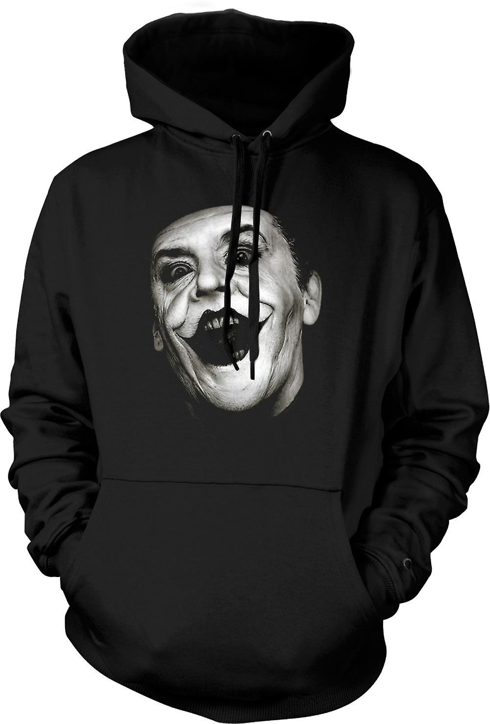 Mens Hoodie - Batman - Jack Nicholson