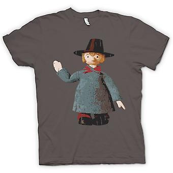 Mens T-shirt - Windy Miller - Camberwick Green