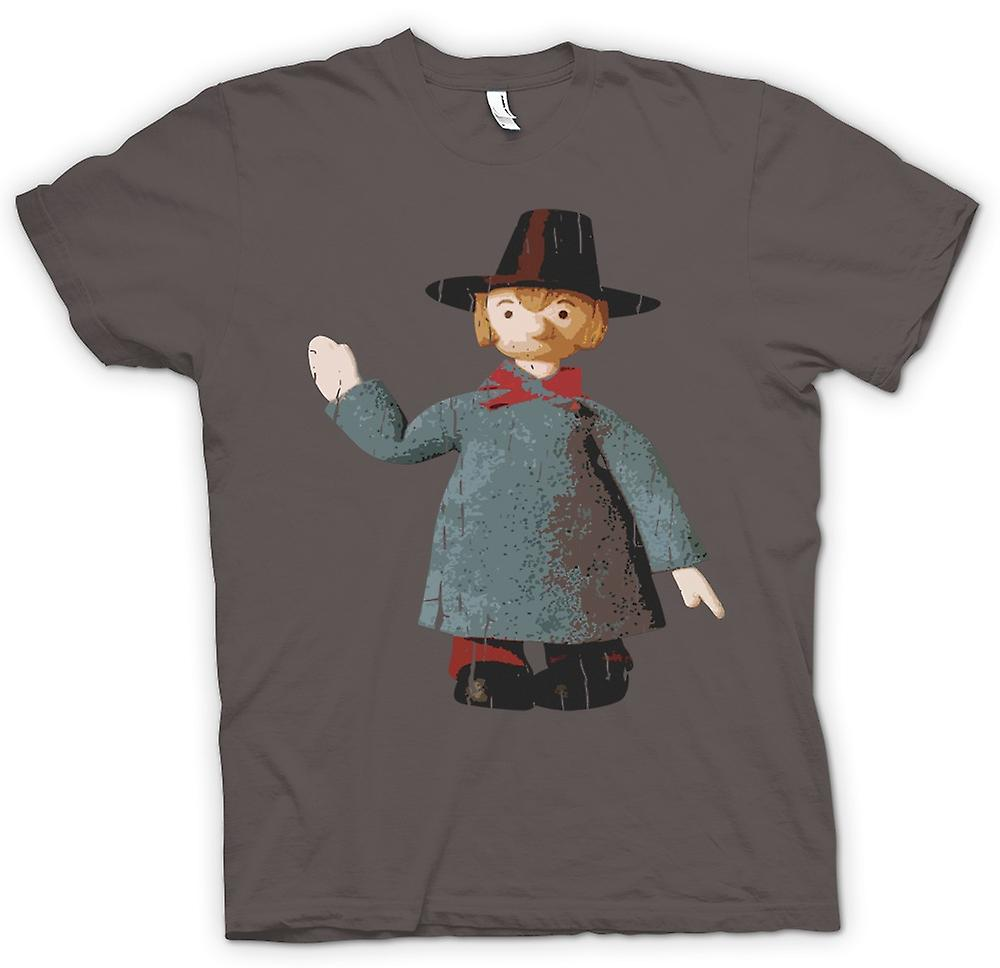 Mens T-shirt - Windy Miller - Camberwick Green