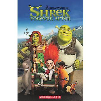 Shrek para sempre depois de Anne Hughes - livro 9781906861308