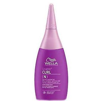 Wella Professionals Hair foundation Crea + Curl N / R 75 ml Enesptru