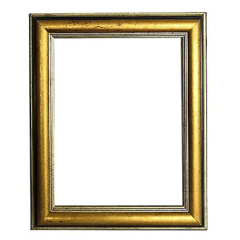 28x35 cm or 11 x 14 inch, photo frame in gold