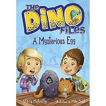 Dino Files #1: A Mysterious Egg (Stepping Stone Book(tm)) (A Stepping Stone Book)