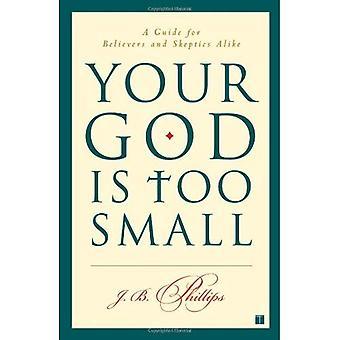 Uw God Is te klein: Een gids voor gelovigen en sceptici gelijk