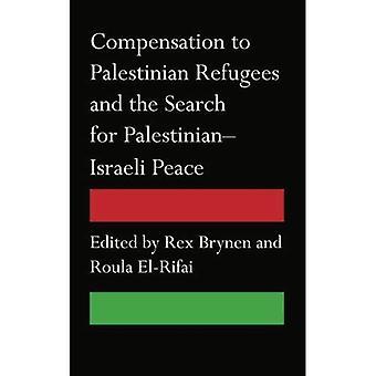 Ersättning till palestinska flyktingar och sökandet efter palestinsk-israeliska freden
