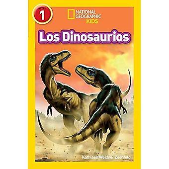 Nationale geografische lezers: Los Dinosaurios (dinosauriërs)