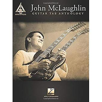 John McLaughlin Guitar Tab Anthology (Recorded Guitar Versions)