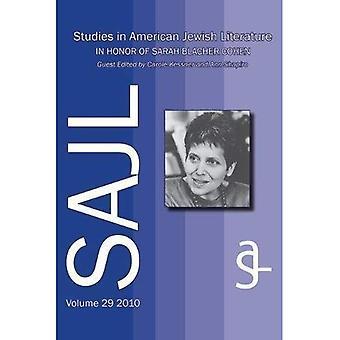 Studies in American Jewish Literature in Honor of Sarah Blacher Cohen: 29