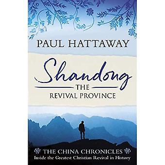 Shandong: Revival provinsen