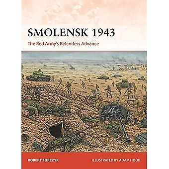 Smolensk 1943: The Red Army's Relentless Advance (Campaign)