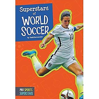 Superstars of World Soccer (Pro Sports Superstars)
