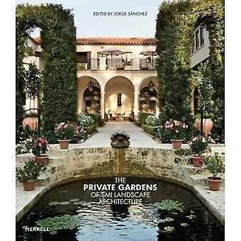 Ogrodów prywatnych SMI architektury krajobrazu