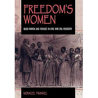 Wolności kobiet: czarny kobiet i rodzin w Mississippi Era wojny domowej