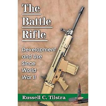 Battle Rifle - rozwój i wykorzystanie od II wojny światowej przez Russell C