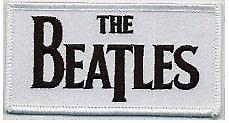 Beatles Drop T iron-on / sew-on cloth patch   (ro)