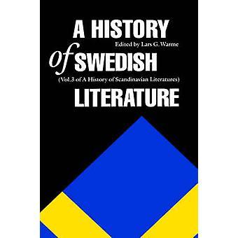 Uma história da literatura sueca por Warme & Lars G.