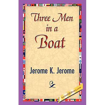 Drie mannen in een boot door Jerome & Jerome Klapka