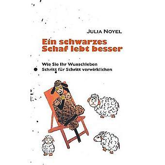 Schwarzes Ein Schaf lebt besser por Noyel & Julia