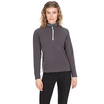 Traspasar AT100 Skylar medio Zip Microfleece chaqueta