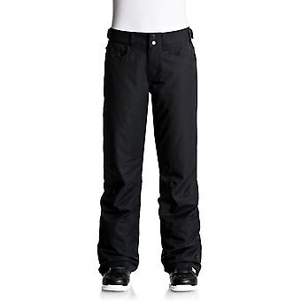 Roxy Womens Backyard Snow Ski Pants - True Black