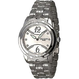 Montre femme Zeno-watch de cristaux Swarovski fashion shell 6732Q-h2