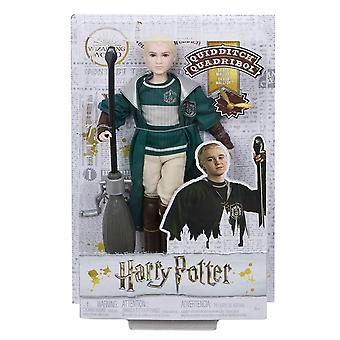 Harry Potter GDJ71 Draco Malfoy collectible Quidditch Doll 10,5