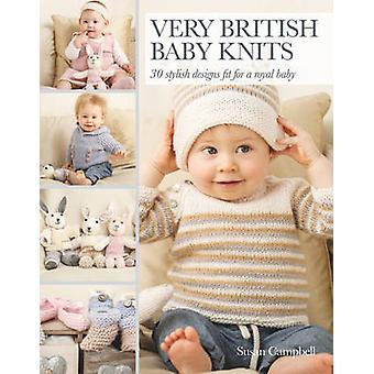 Zeer Britse Baby Knits door Susan Campbell