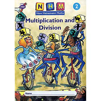 Neues Heinemann Maths Jahr 2-Multiplikation Activity Book-978043516